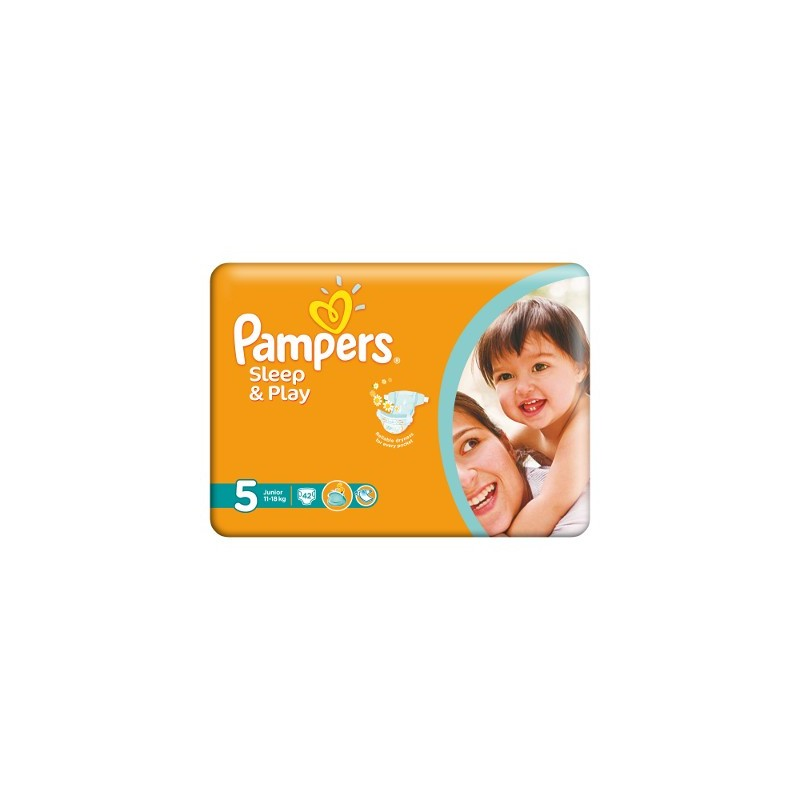 Scutece Pampers Sleep and Play Nr 5  42buc