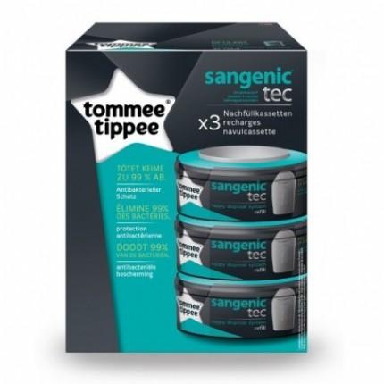 Rezerve Sangenic Tec 3 buc Tommee Tippee