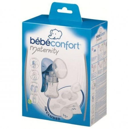 Pompa san manuala cu set alaptare Bebe Confort