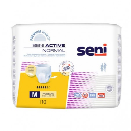 Chilot Seni ACTIVE Normal Medium Nr 2 10buc
