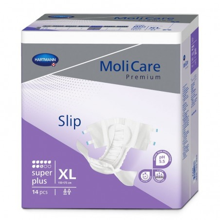 Scutece adulti MoliCare Super plus XL Hartmann 14 buc