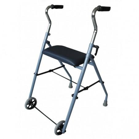Cadru Rolator ortopedic cu bancheta Hergeden