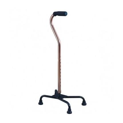 Baston ortopedic cu 4 picioare reglabil RX931