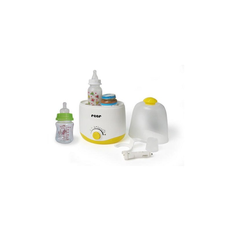Sterilizator si incalzitor Multimax Travel 2-in-1 REER