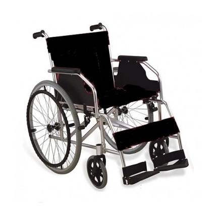 Scaun cu rotile cadru aluminiu RX188