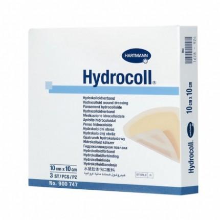 Pansament escara cu hidrocoloid Hydrocoll 10x10cm 10buc