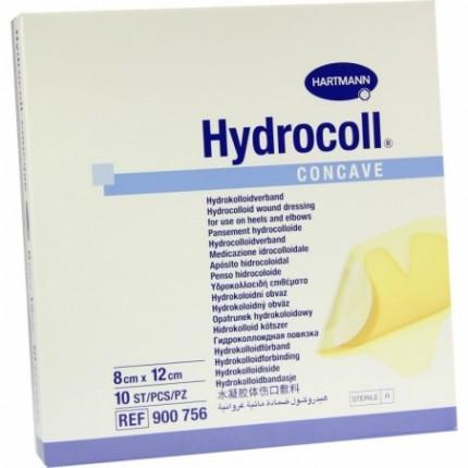 Pansament escara cu hidrocoloid concav Hydrocoll 8x12cm 10buc