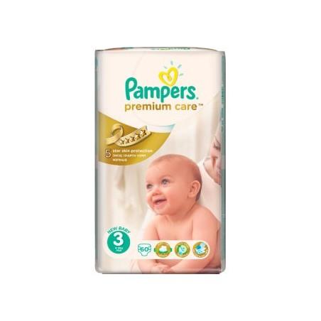 Scutece Pampers Premium Care Nr 3 60buc 4-9kg