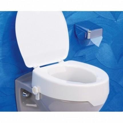 Inaltator cu capac pentru vas wc Easy Clip 15 cm