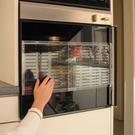Grilaj protectie pentru usa cuptor REER 7878