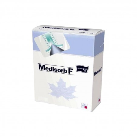 Pansament steril transparent Medisorb F 6x7cm 5 buc