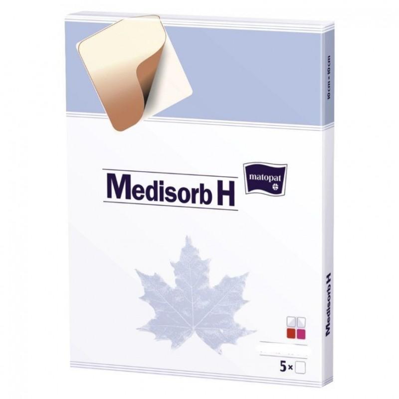 Medisorb H pansament cu hidrocoloid 20x20 cm 5 buc