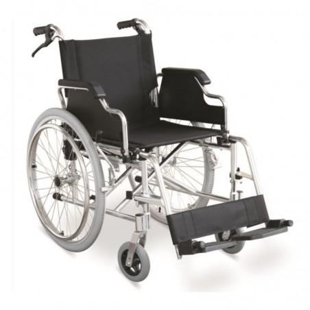 Scaun cu rotile din aluminiu TF908